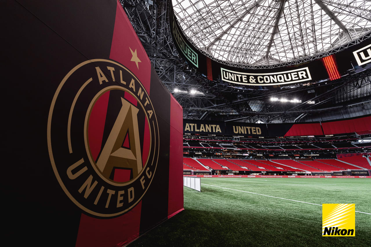Atlanta United fell 1-0 to the New England Revolution on Saturday at Mercedes-Benz Stadium. Match gallery presented by Nikon.