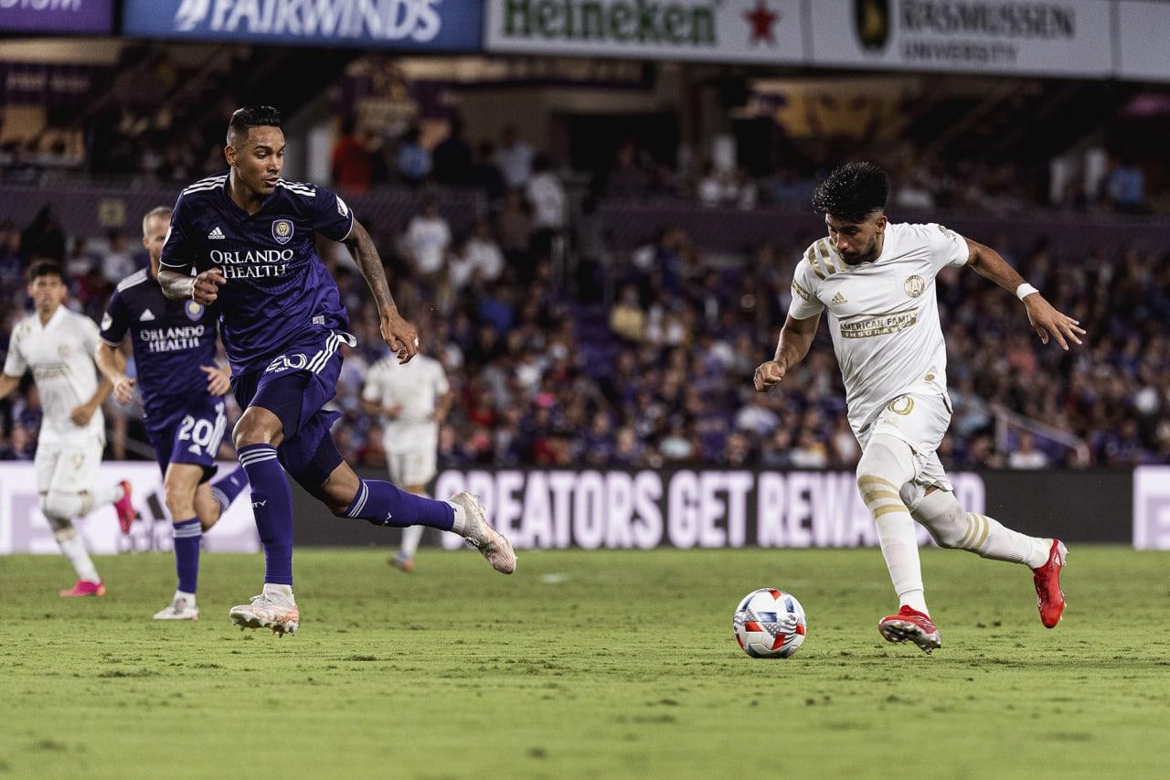 Atlanta United fell 3-2 to Orlando City SC on Friday at Exploria Stadium. Match gallery presented by Nikon.