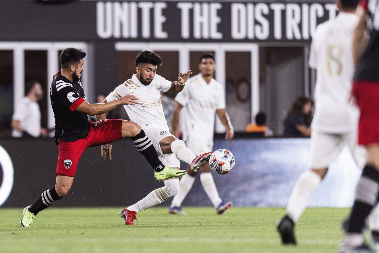 Atlanta United beat D.C. United 2-1 on Saturday at Audi Field. Match gallery presented by Nikon.