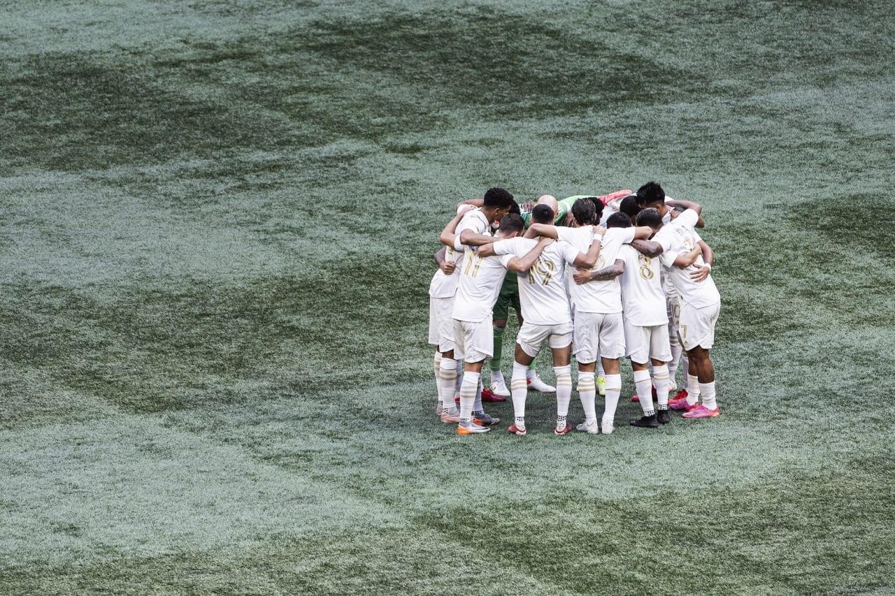 Atlanta United beat Toronto FC 1-0 on Wednesday at Mercedes-Benz Stadium. Match gallery presented by Nikon.
