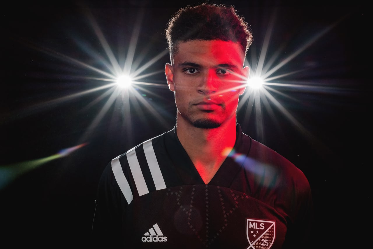 Robinson's kit for the 2021 MLS All-Star Game presented by Target