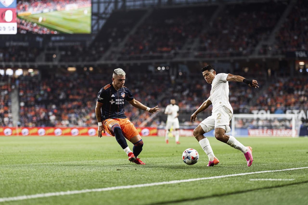 Atlanta United earned a 1-1 draw against FC Cincinnati on Wednesday at TQL Stadium. Match gallery presented by Nikon.