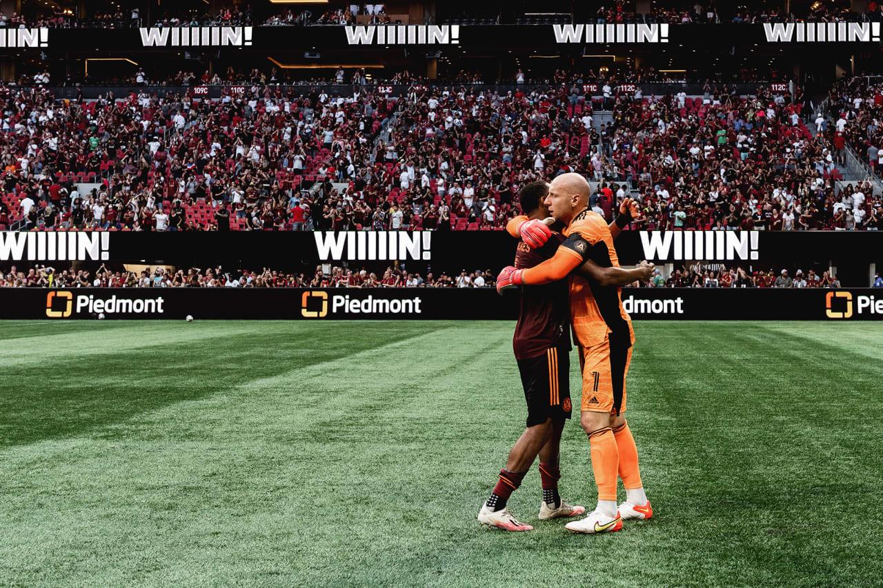 Atlanta United beat Los Angeles FC 1-0 on Sunday at Mercedes-Benz Stadium. Match gallery presented by Nikon.