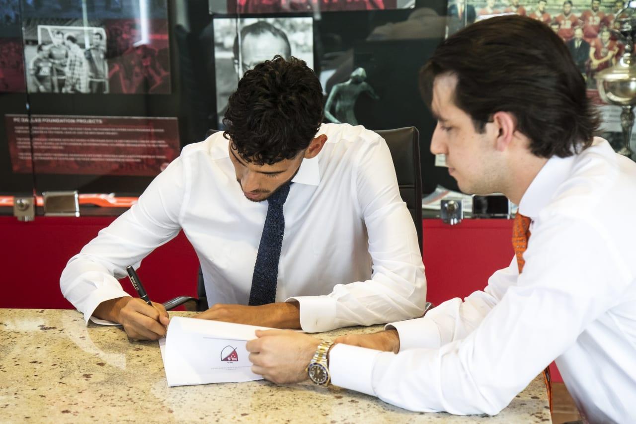 Ricardo Pepi Contract - 2021