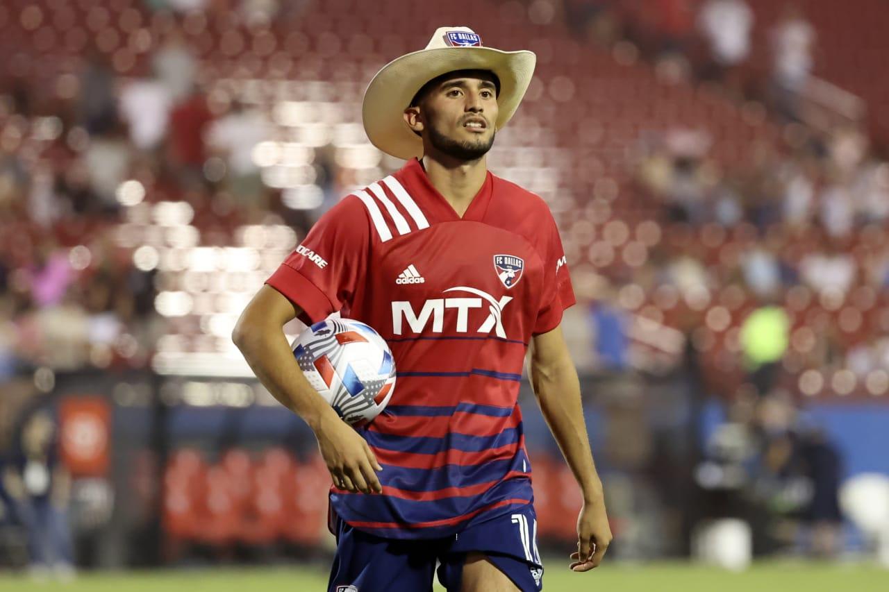 #DALvLAG - Ricardo Pepi Man of the Match