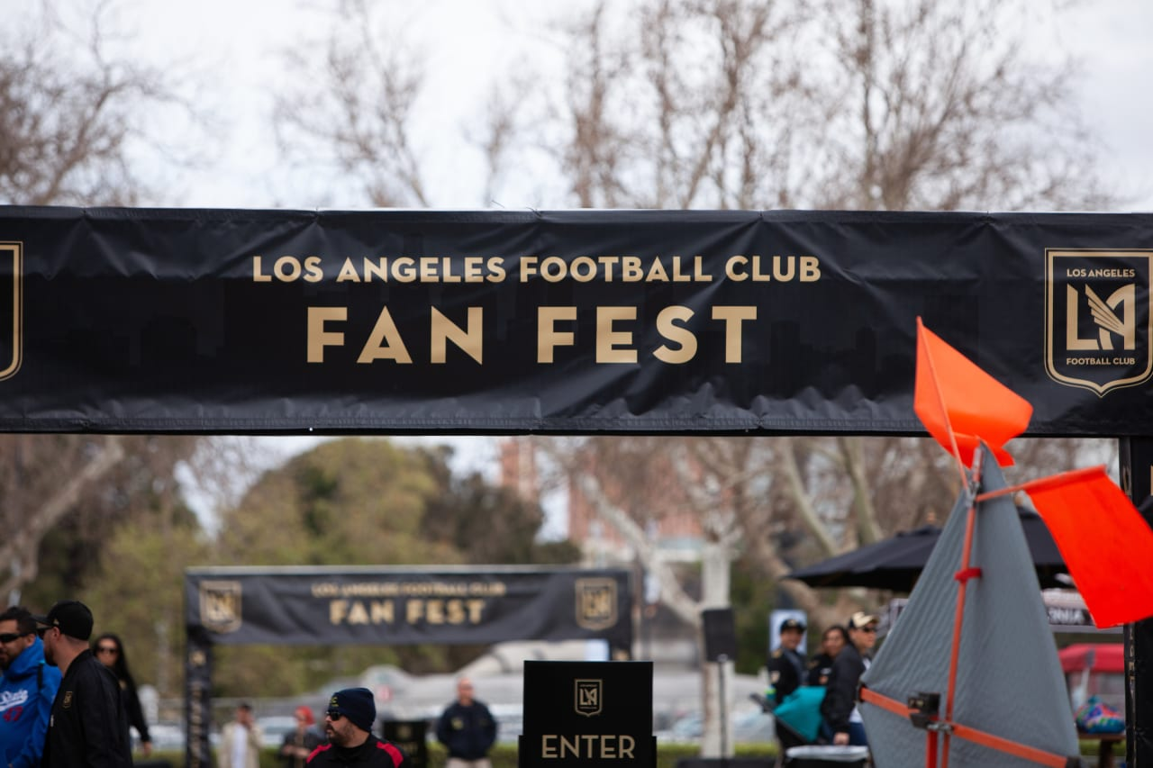 LAFC Fan Fest 2