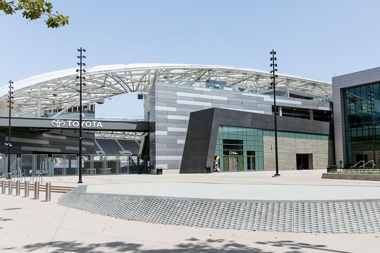 Banc Of California Stadium Images - https://la-mp7static.mlsdigital.net/elfinderimages/Photos/Stadium/Images/Exterior/StadiumEXT_1920x1080-10.jpg
