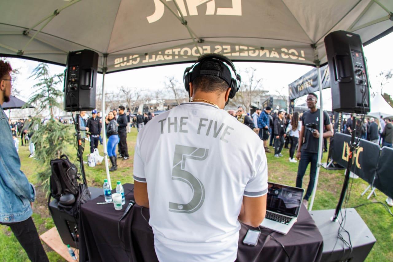 LAFC Fan Fest 1