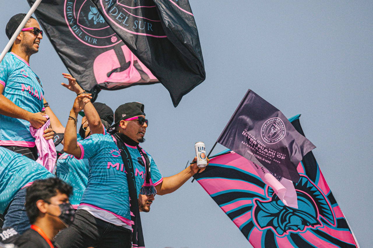 The Supporters of Inter Miami CF 11