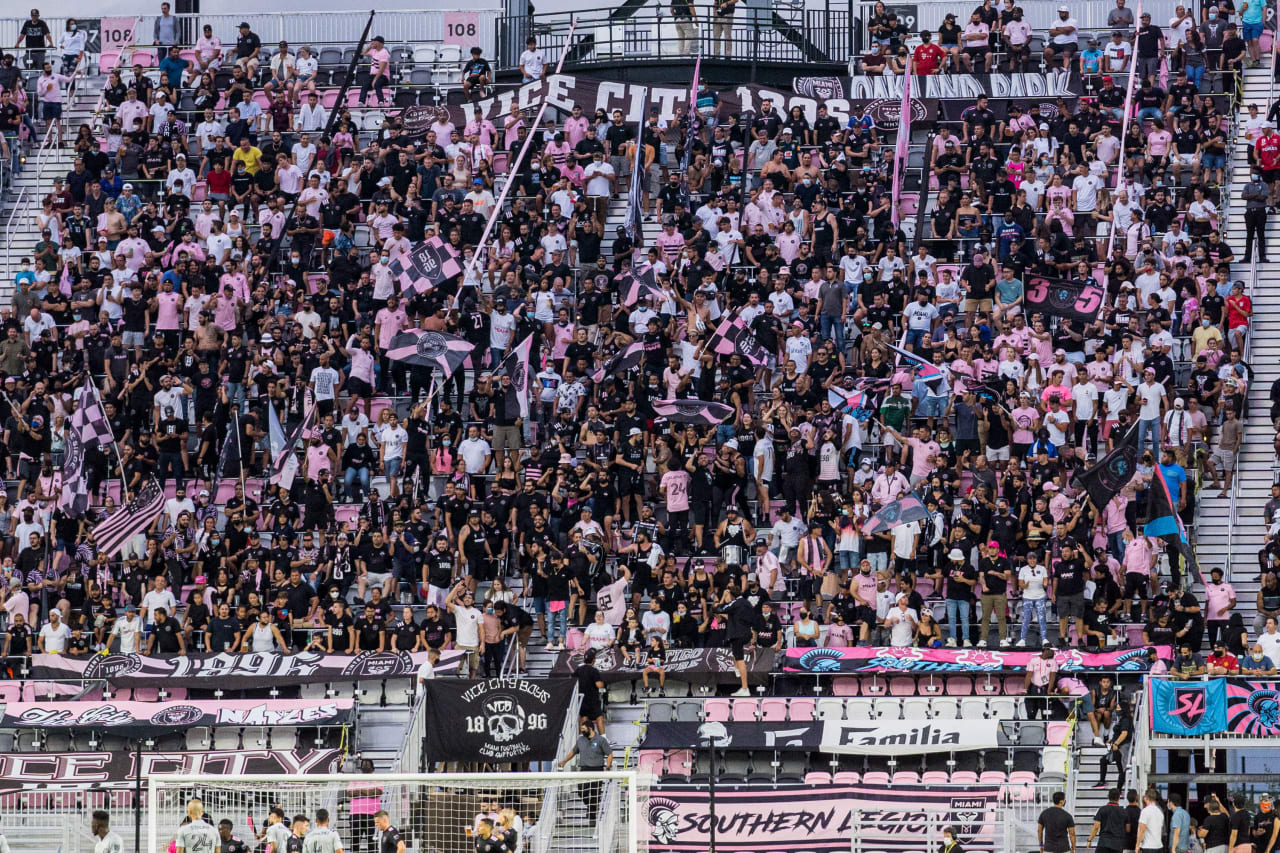 The Supporters of Inter Miami CF 17