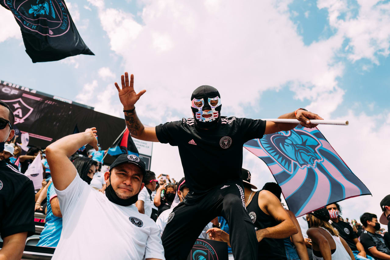 The Supporters of Inter Miami CF 6