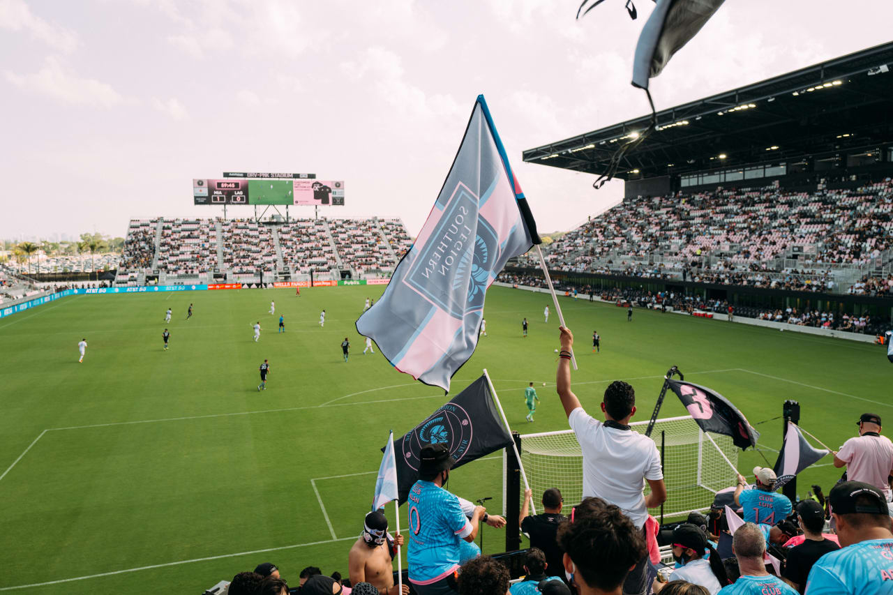 The Supporters of Inter Miami CF 25