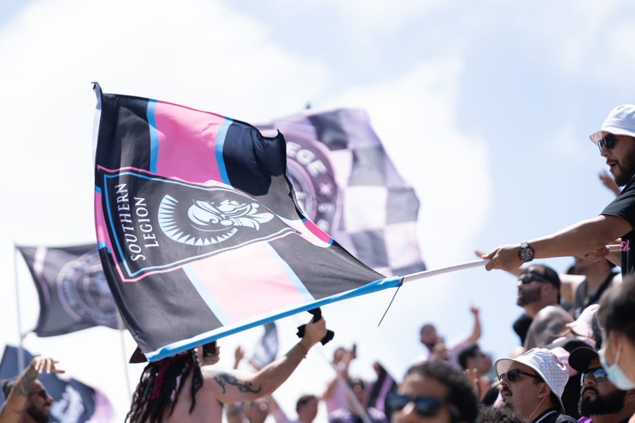 The Supporters of Inter Miami CF 8