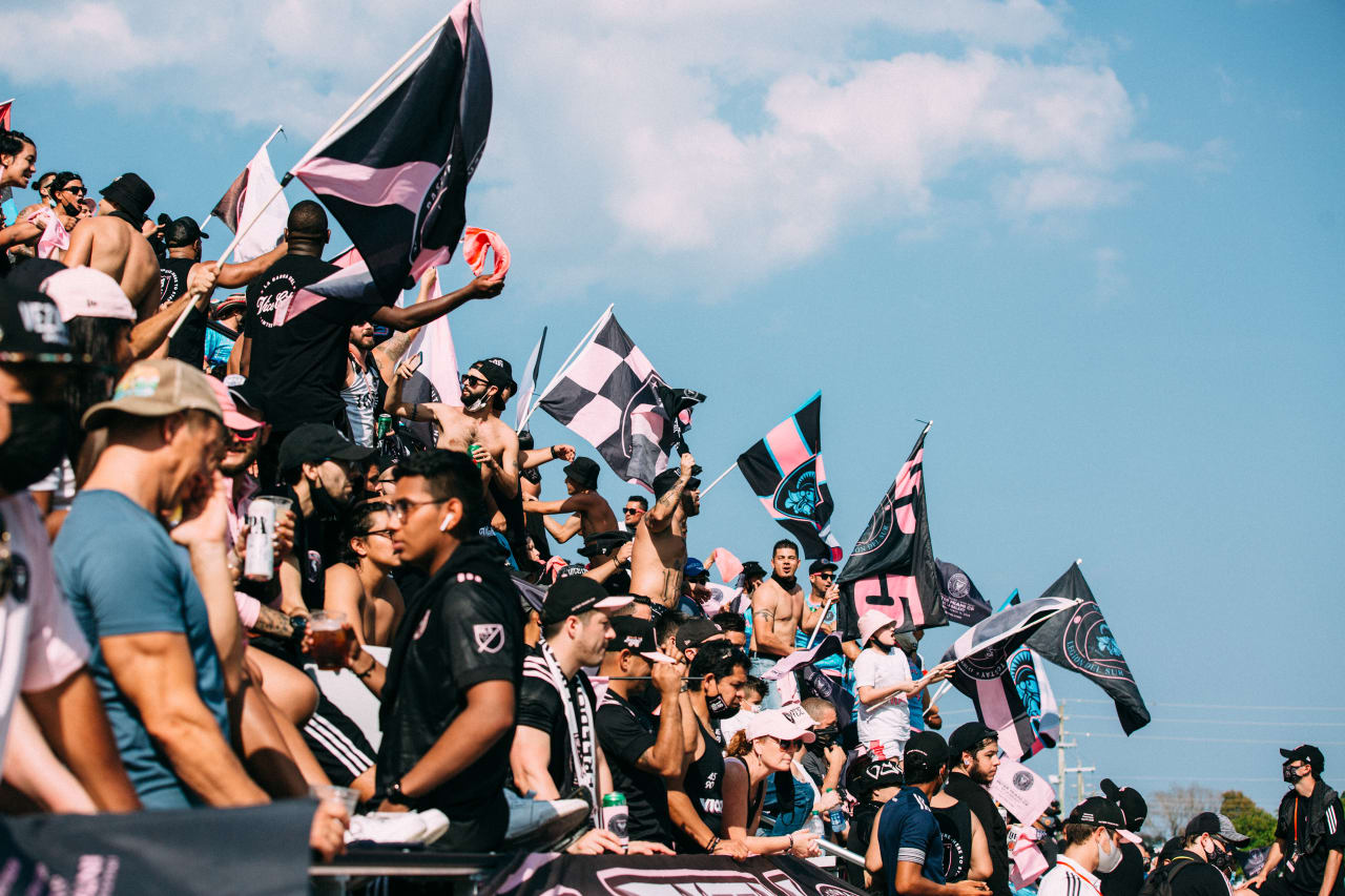 The Supporters of Inter Miami CF 7