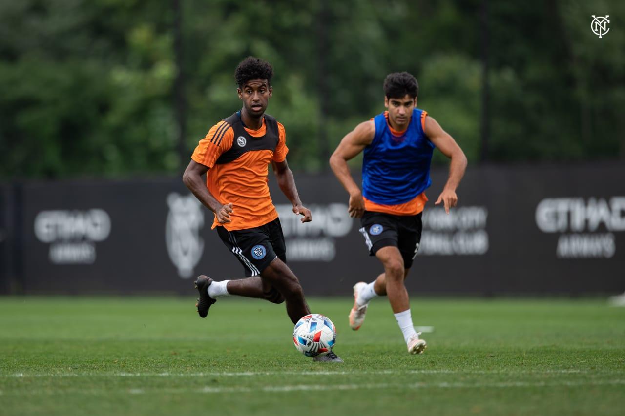 NYCFC Training
