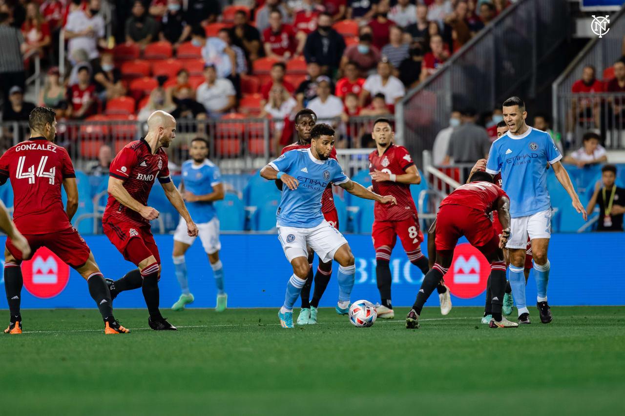 Toronto FC vs. NYCFC 028