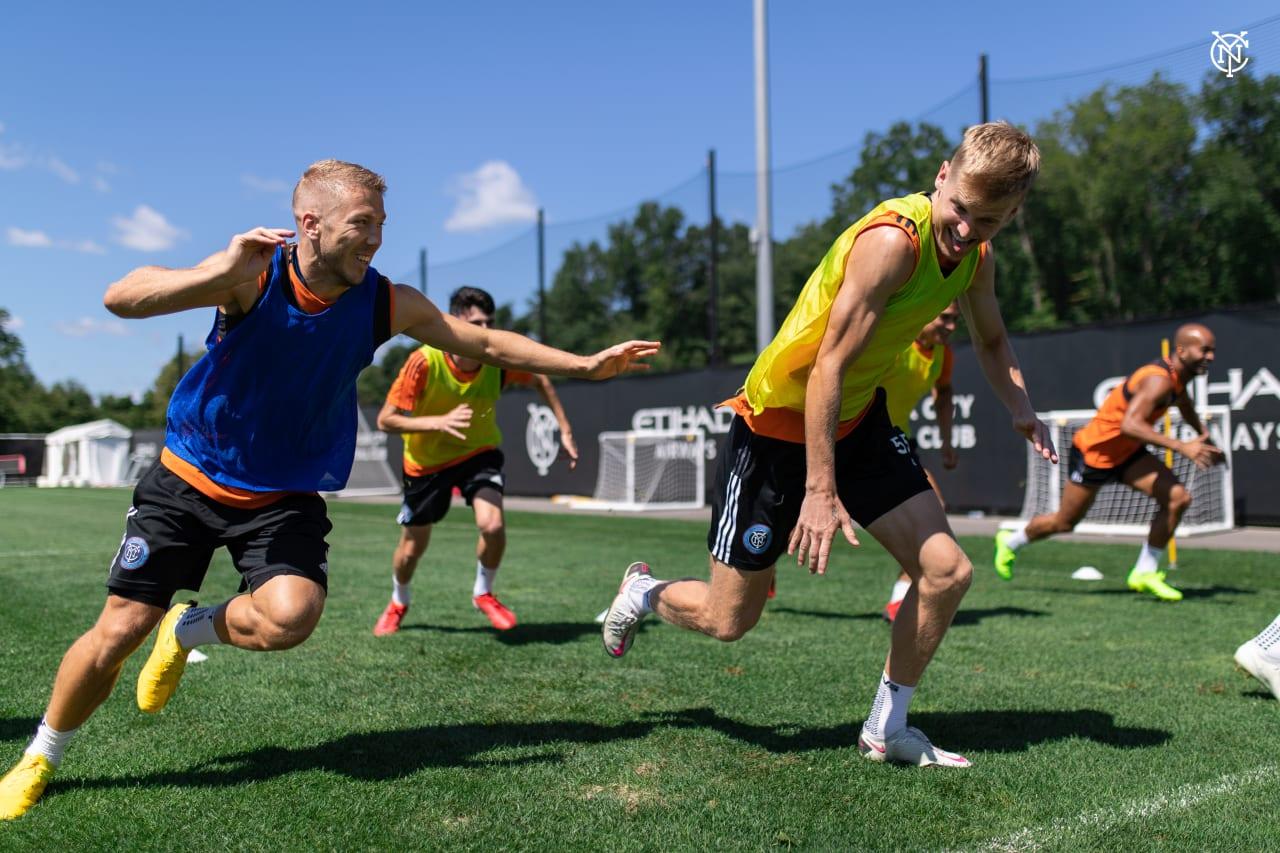 NYCFC Training 006