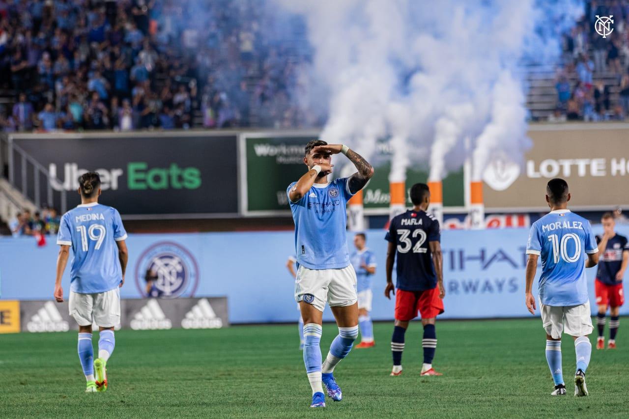 NYCFC vs. New England Revolution 036