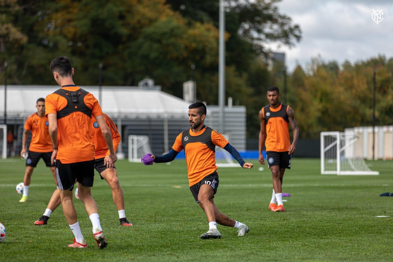 Training Photos | October 12, 2021