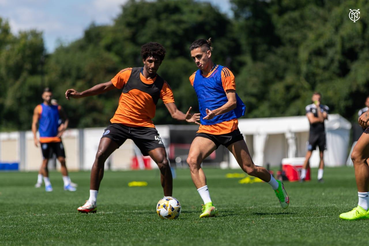 NYCFC Training 014