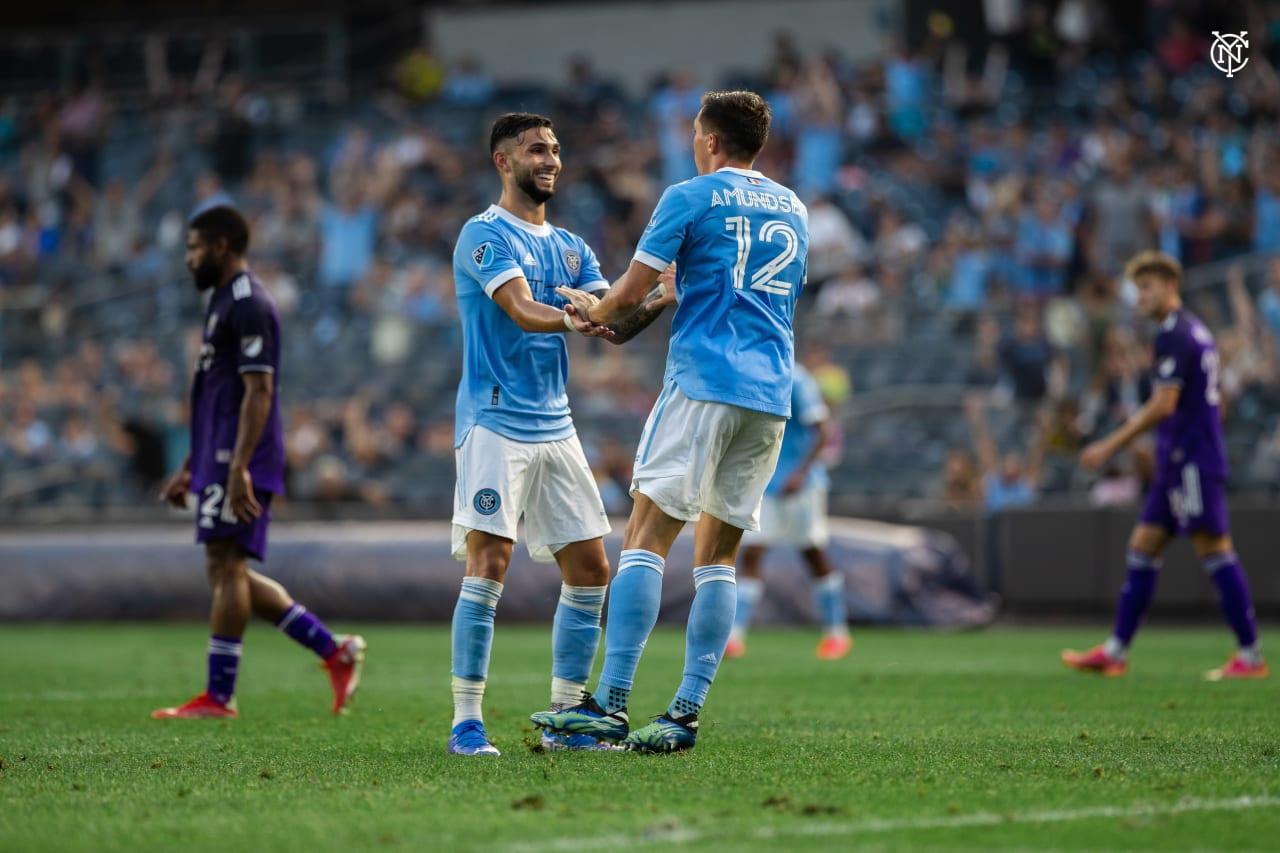 NYCFC 5-0 Orlando City SC