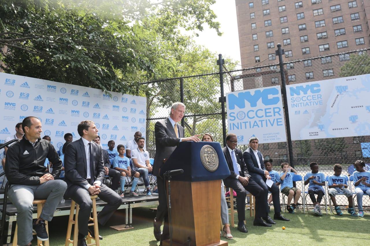 2016 Launch of NYC Soccer Initiative - https://newyorkcity-mp7static.mlsdigital.net/elfinderimages/Pictures/City%20Membership/2016-NYCSI-1.jpg