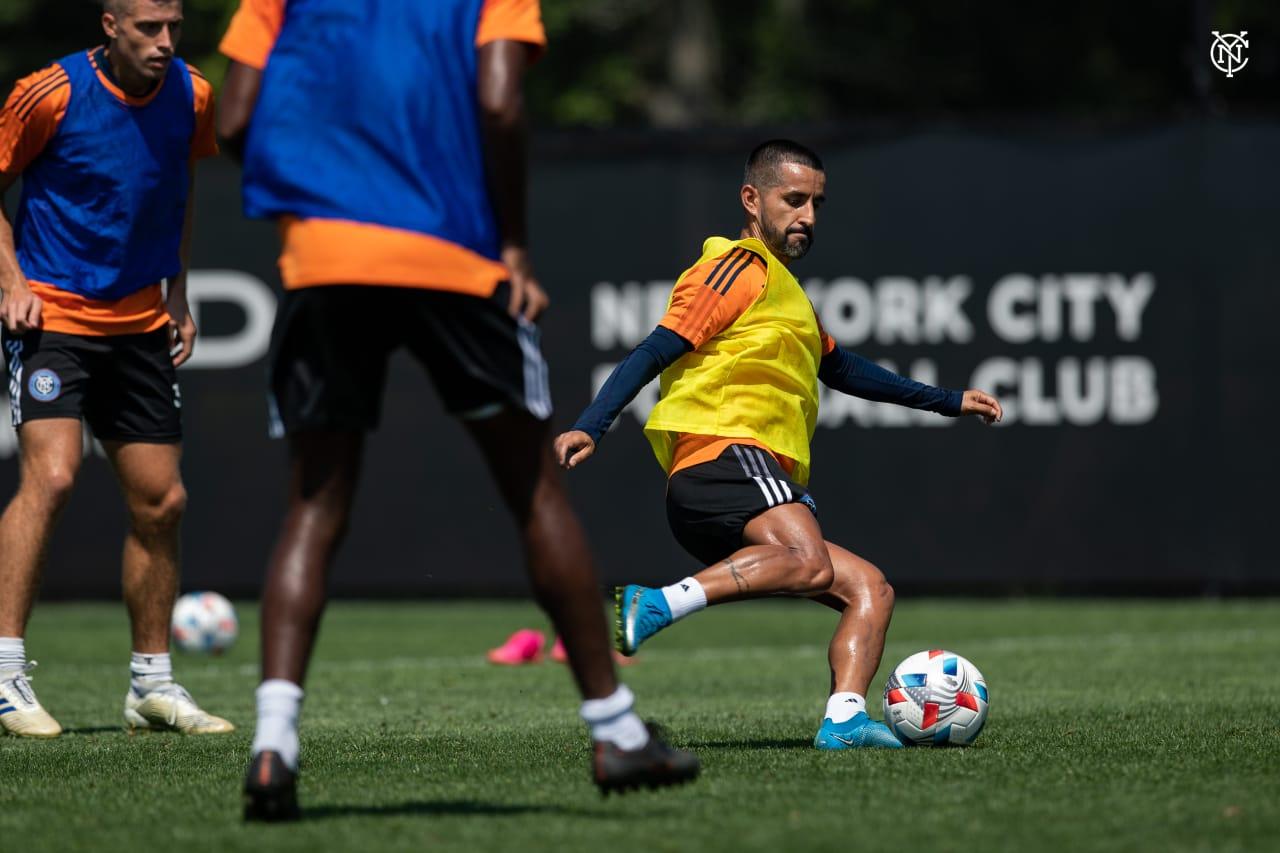 NYCFC Training 009
