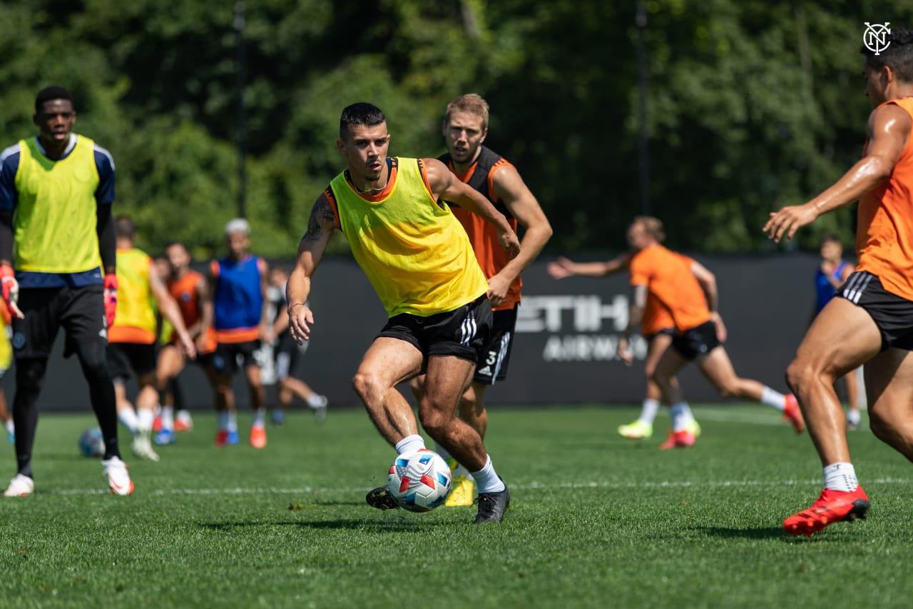 NYCFC Training 008