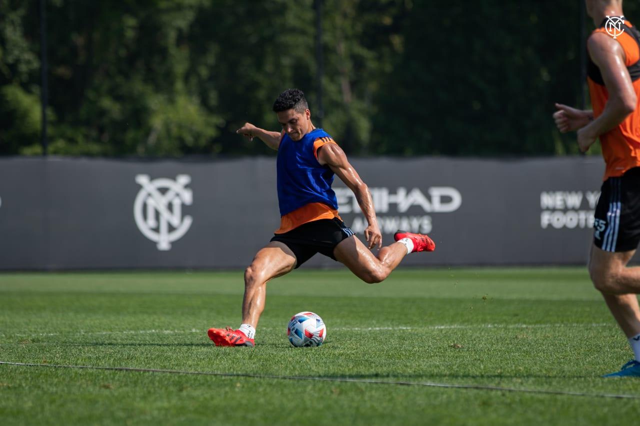 NYCFC Training 016