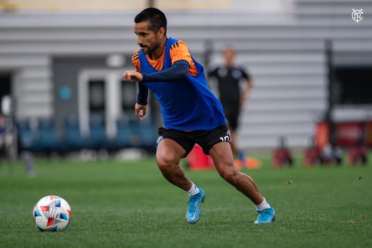 NYCFC Training 011