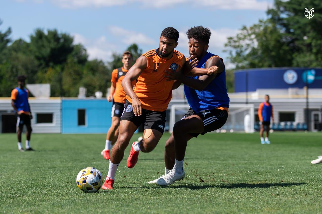 NYCFC Training 012