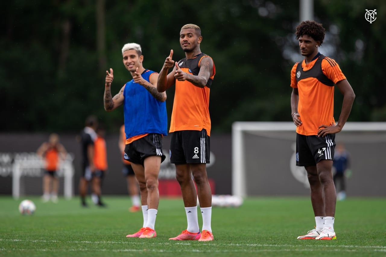 NYCFC Training 010
