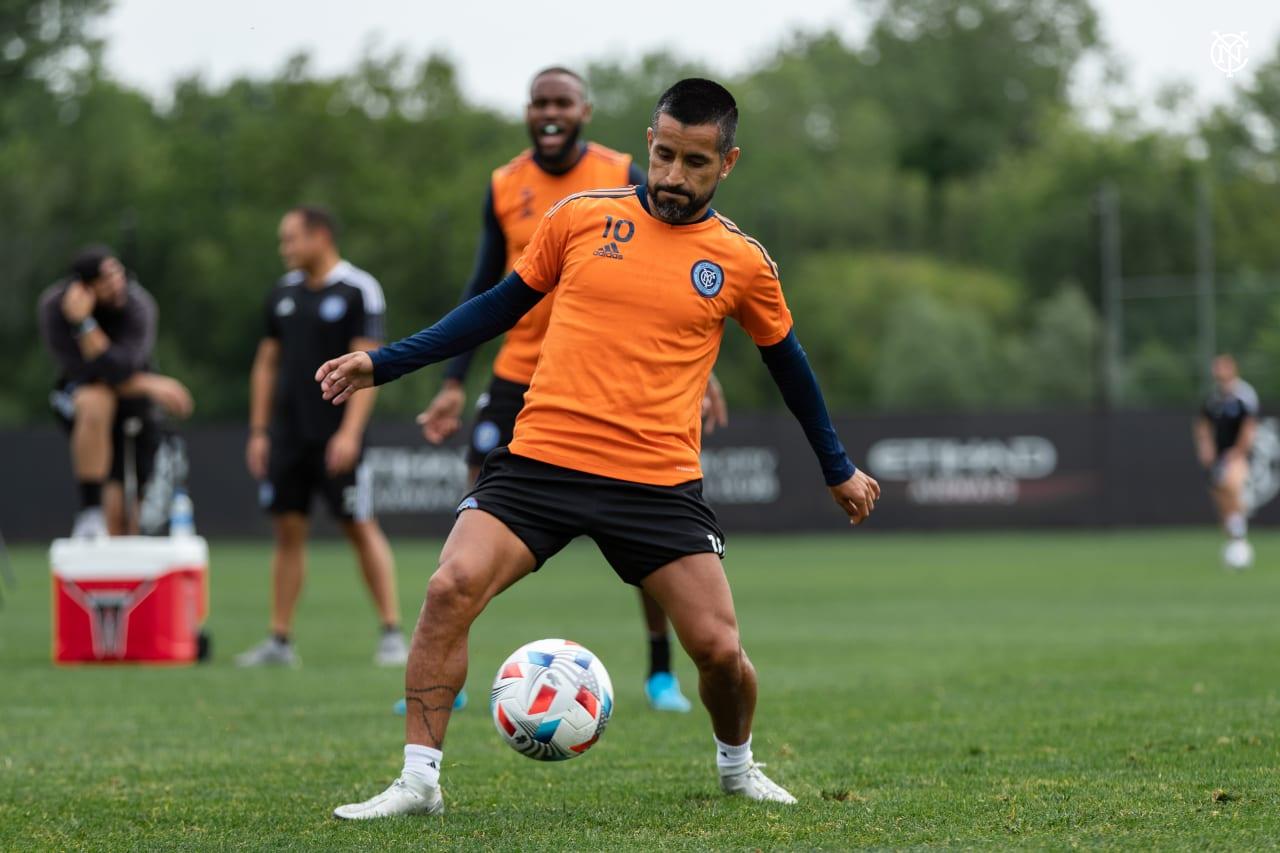 NYCFC Training 004