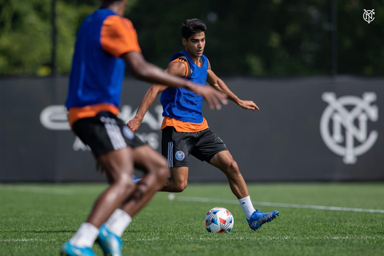 NYCFC Training 013