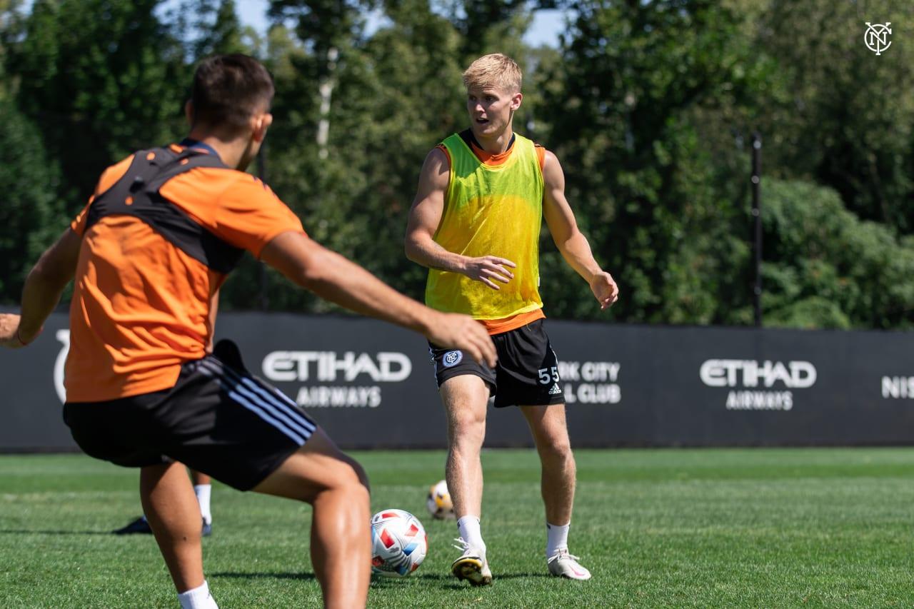 NYCFC Training 007