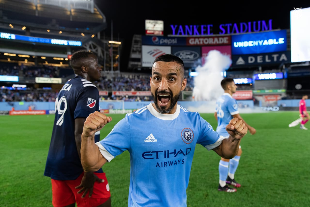 NYCFC vs. New England Revolution 058