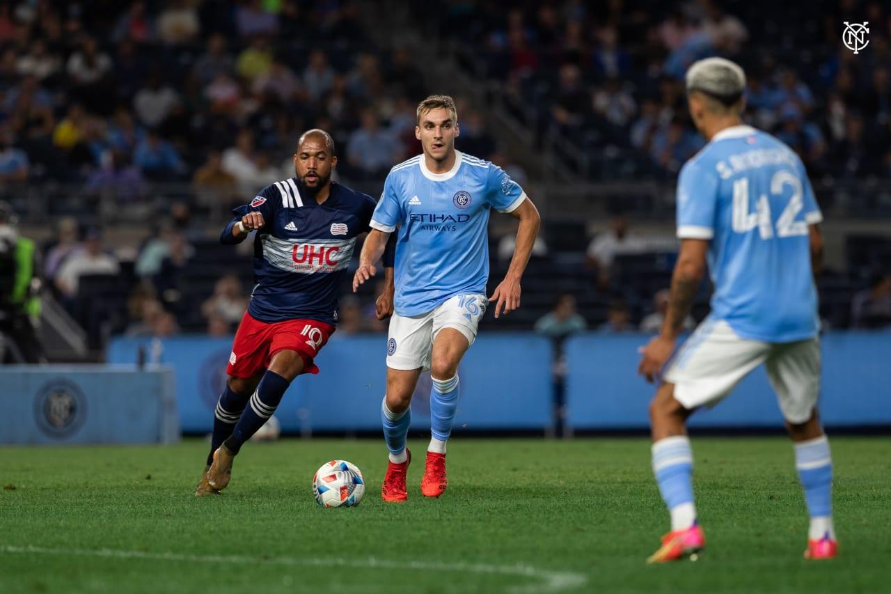 NYCFC vs. New England Revolution 031