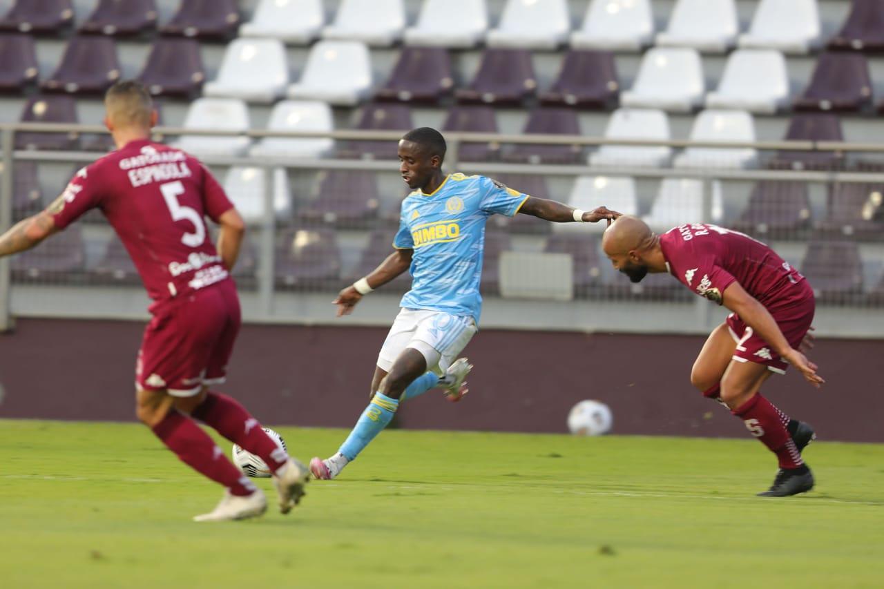 #SAPvPHI- Jamiro Monteiro