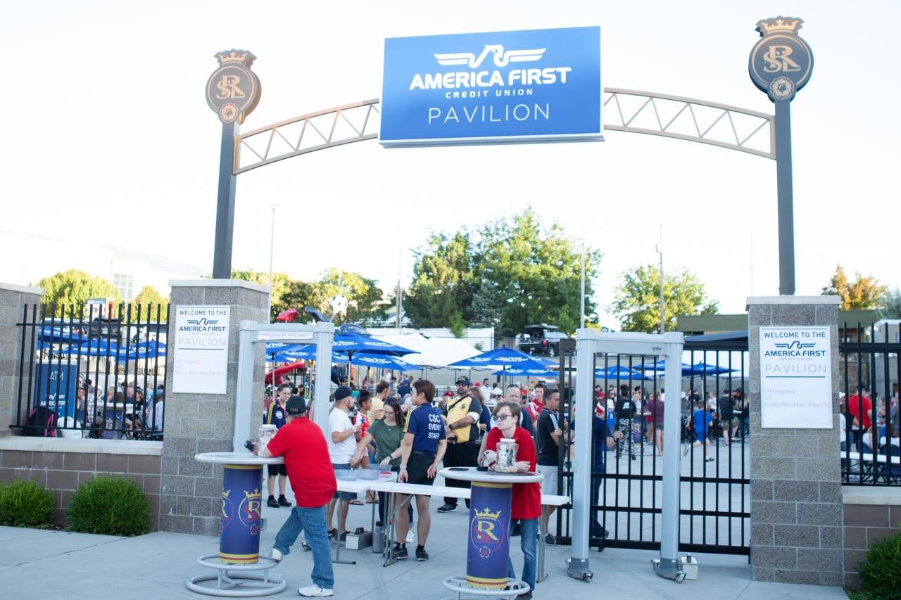 AFCU Pavilion Gate