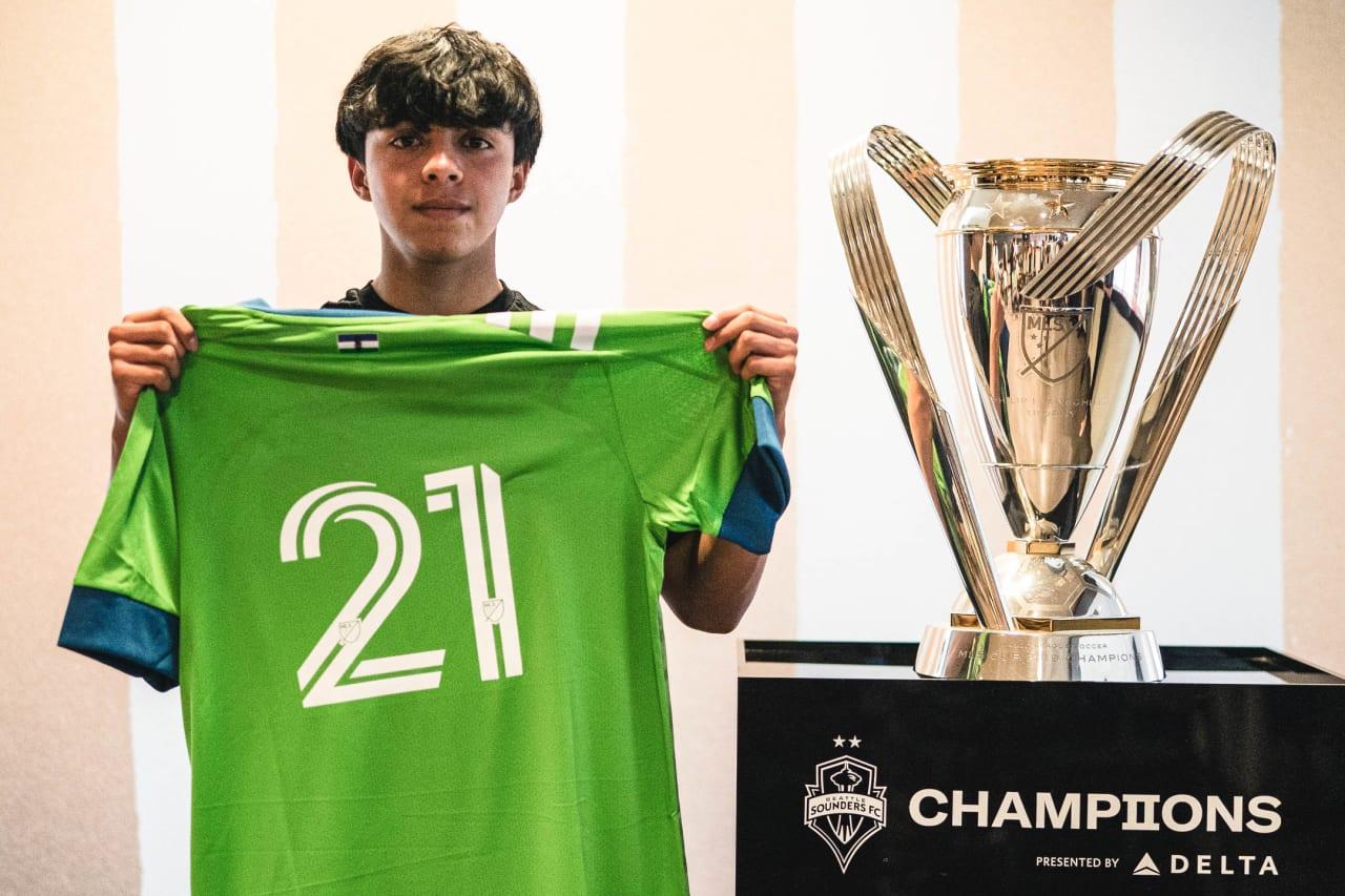 Miguel Cruz - Washington Premier FC