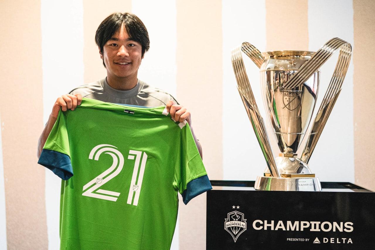 Andy Chau - PAC NW