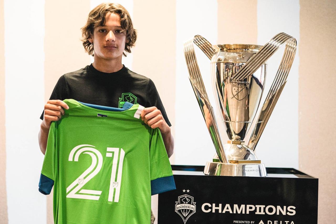 Sebastian Gomez - Seattle United