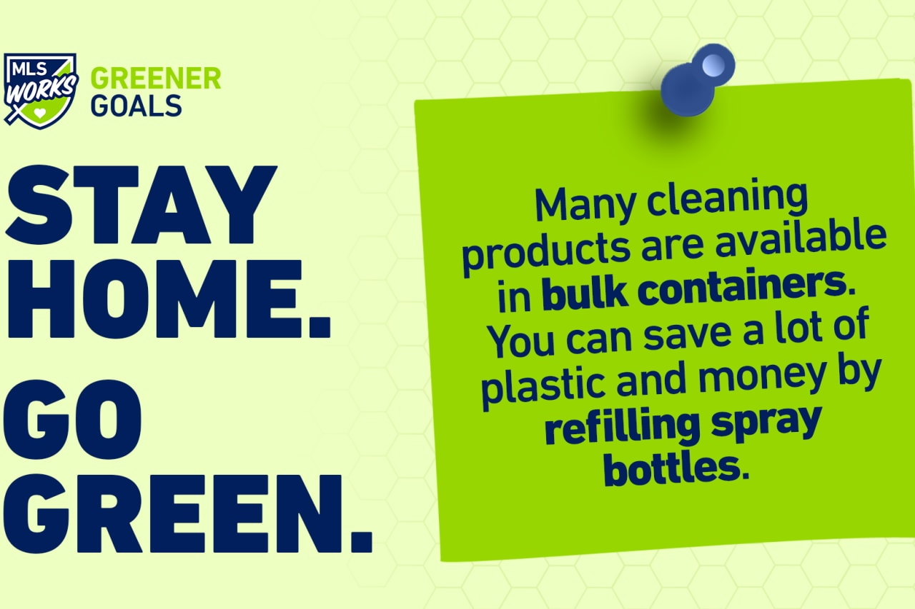 Re-fill. Re-use. Recycle. Your small actions today will lead to a better tomorrow for us all!