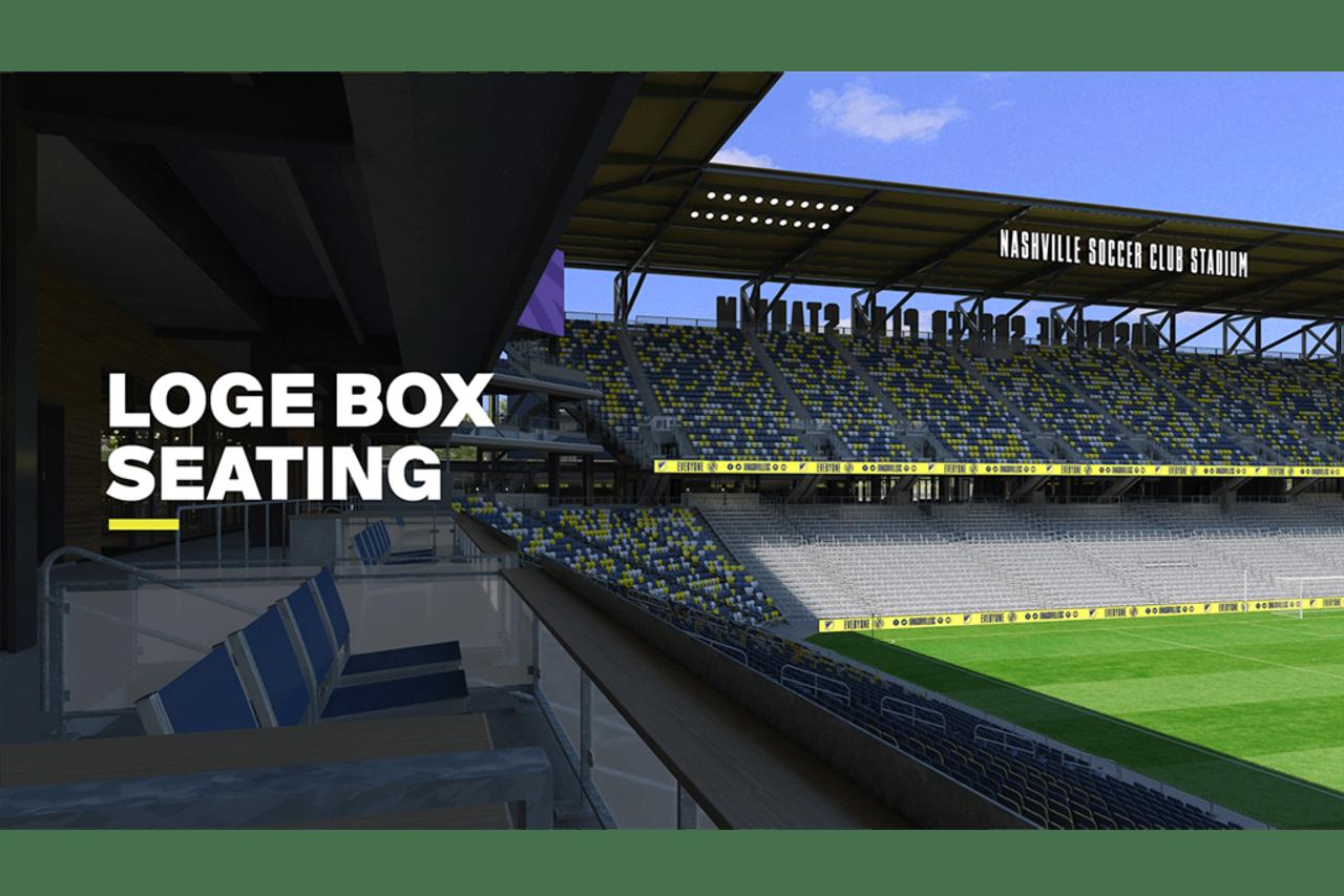 Loge Box Seating