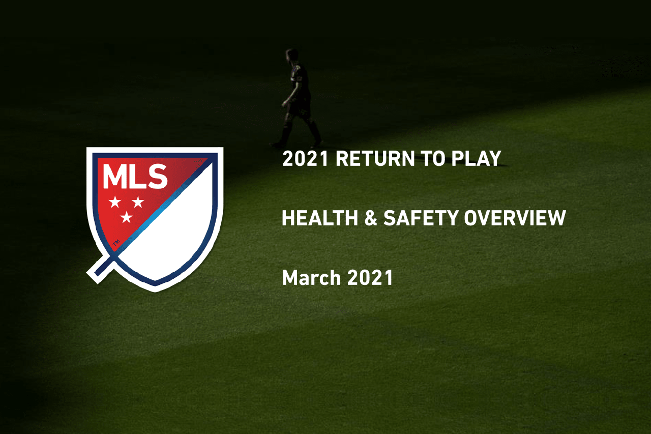 2021 Return to Play Health and Safety Overview - 1