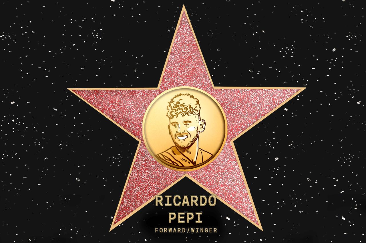 Ricardo Pepi (DAL) - Coach's pick