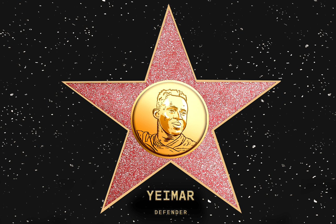 Yeimar (SEA) - Voted in