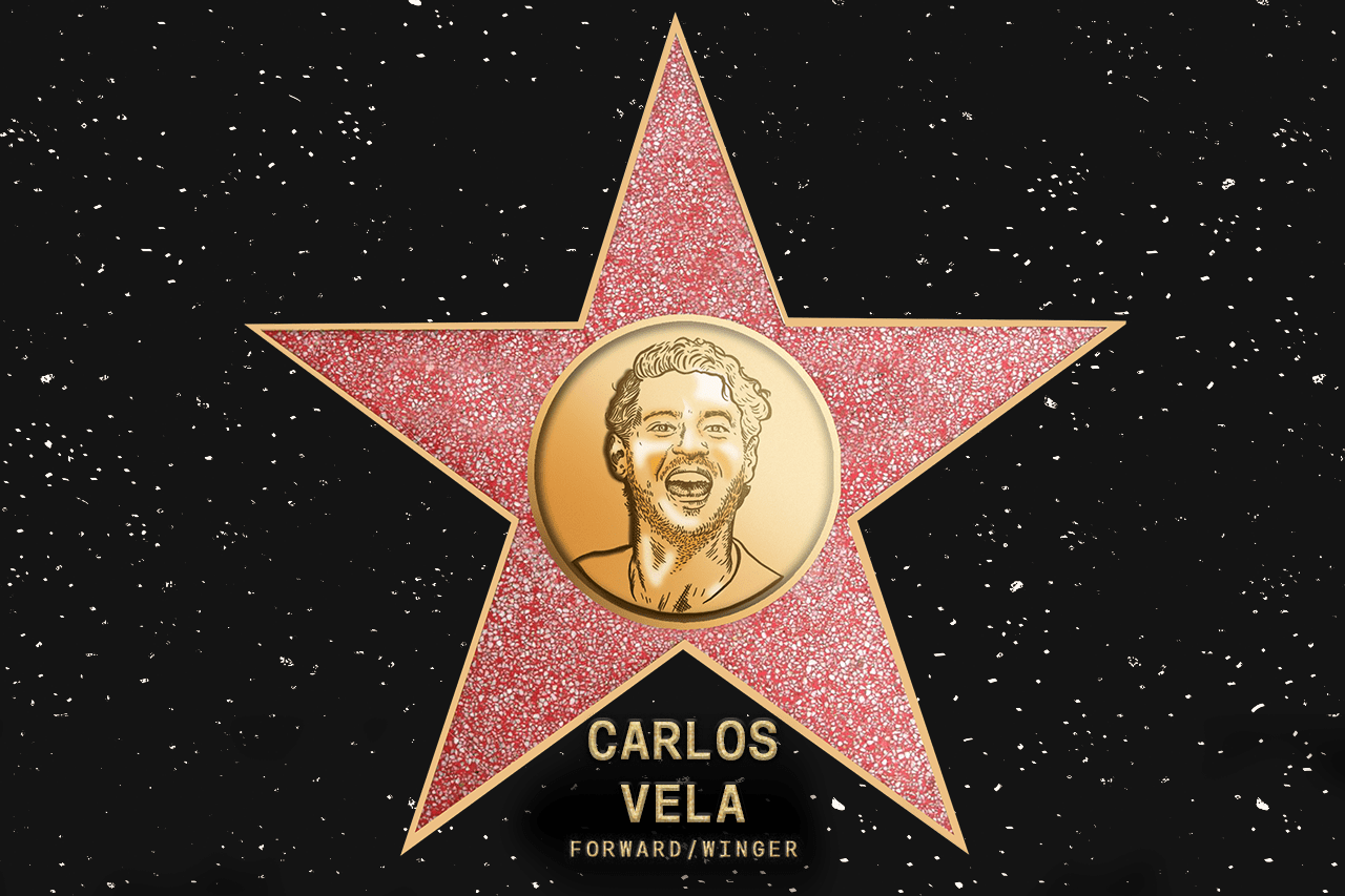 Carlos Vela (LAFC) - Voted in