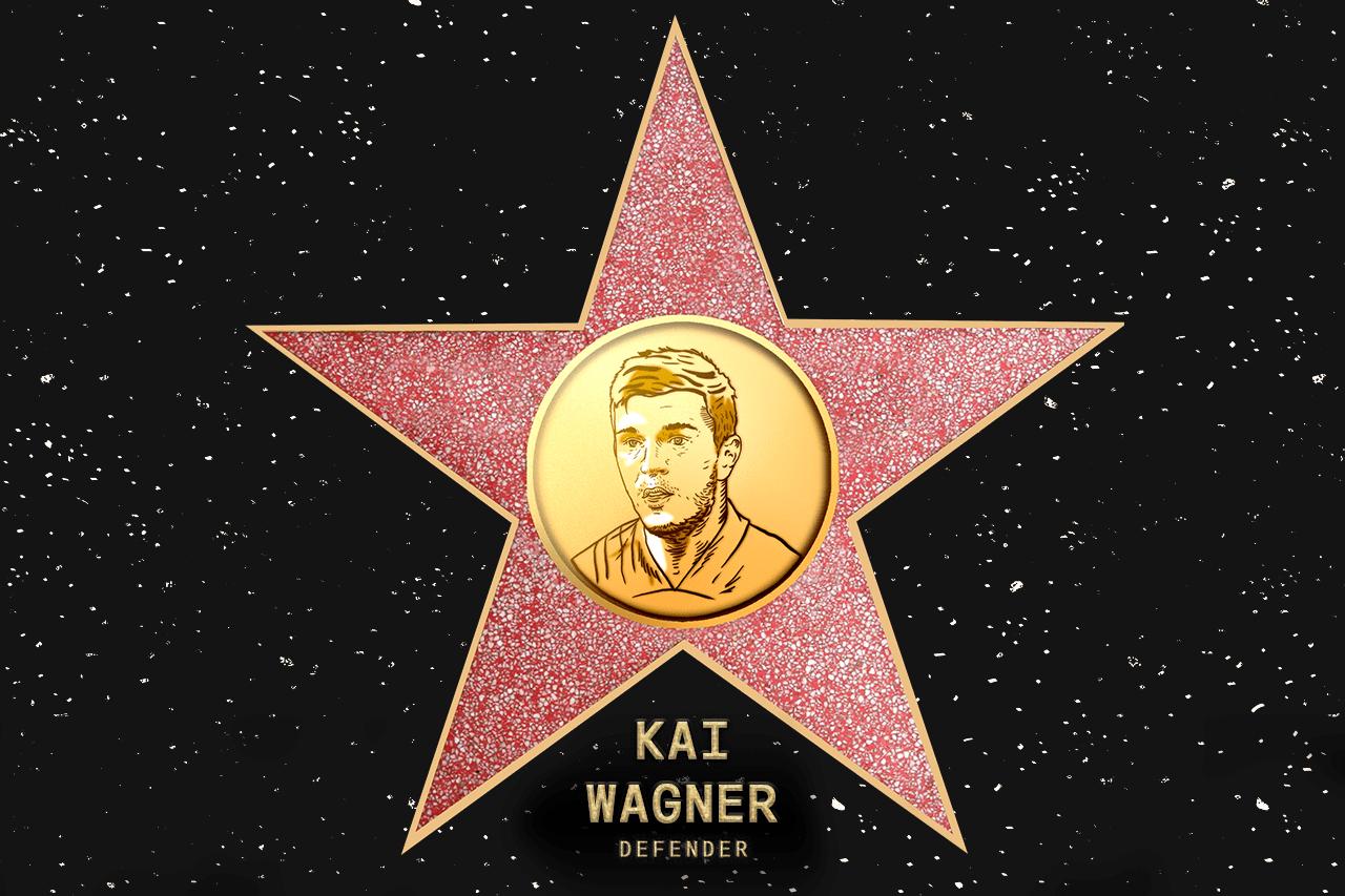 Kai Wagner (PHI) - Coach's pick