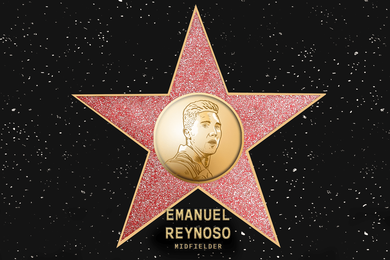 Emanuel Reynoso (MIN) - Coach's pick